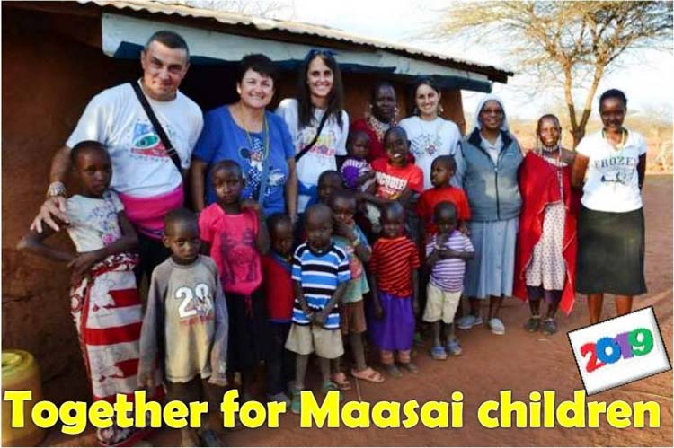 togetherXmaasai