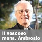 IL VESCOVO MONS. AMBROSIO (GQ)