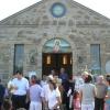 Il Vescovo a Filippazzi il 6 agosto