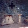 Mons. Ambrosio in pellegrinaggio alla grotta di san Michele a Coli