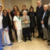 Il sindaco Barbieri in visita al Pio Ritiro Cerati