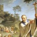 Il Santo convertito dai poveri