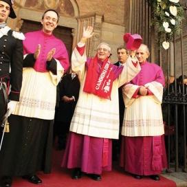 Da dieci anni Vescovo di Piacenza