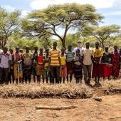 Africa Mission, prosegue il progetto per lo sviluppo rurale in Karamoja
