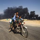 «Fermate la guerra in Siria»