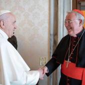 Card. Hollerich (Comece), «Papa Francesco ha un profondo amore per l'Europa»
