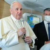 Viaggio apostolico: il Papa,«l'aborto è un omicidio»